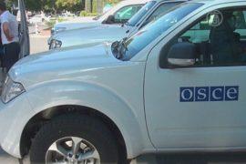 Миссия ОБСЕ прибыла на границу России с Украиной