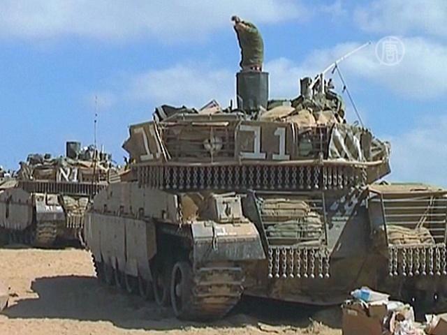 Израиль и ХАМАС прекратят огонь на 72 часа