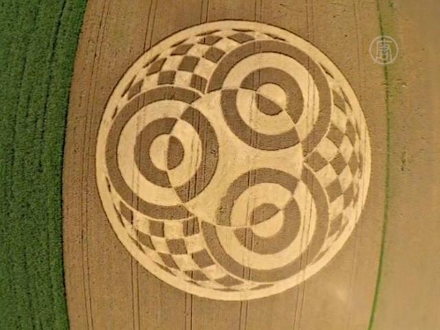 Кто идеально помял пшеницу баварскому фермеру?