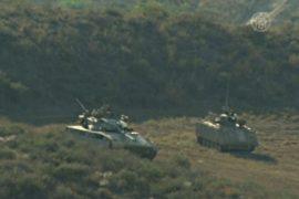 Армия Израиля передислоцирует войска
