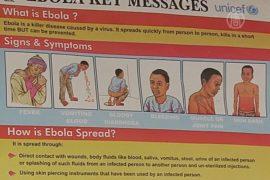 Южная Корея пытается обезопаситься от Эболы
