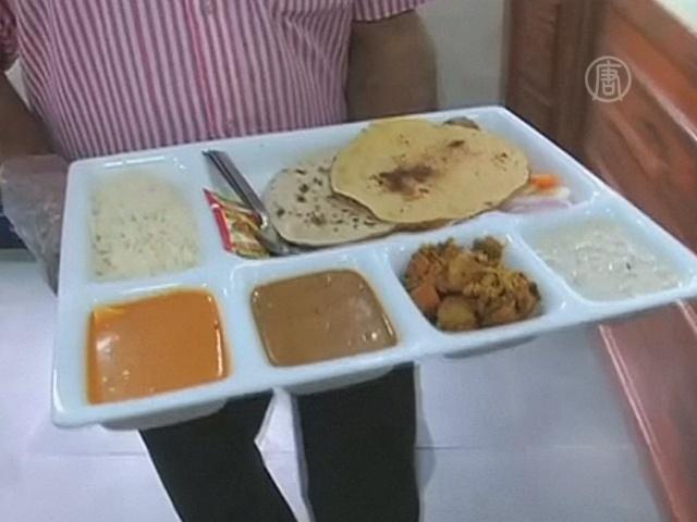 В индийском ресторане работают заключённые