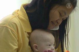 Суррогатная мать отказалась делать аборт