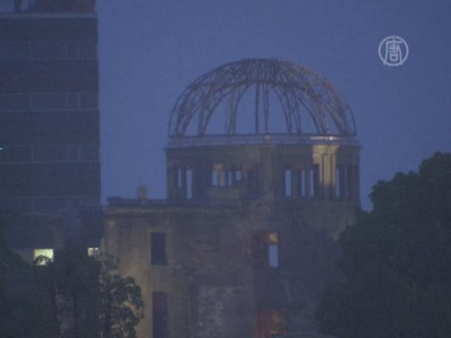 69 лет назад на Хиросиму сбросили атомную бомбу