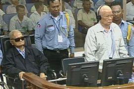 Экс-президента Камбоджи приговорили пожизненно