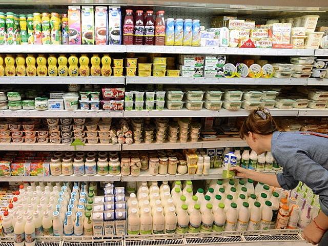 Россия запретила ввоз продуктов с Запада