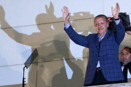 Эрдогана избрали президентом без второго тура
