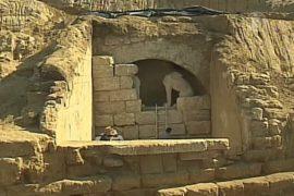 Огромную гробницу нашли в Греции