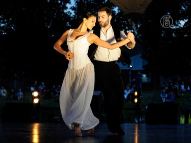Чемпионат мира по танго проходит в Аргентине