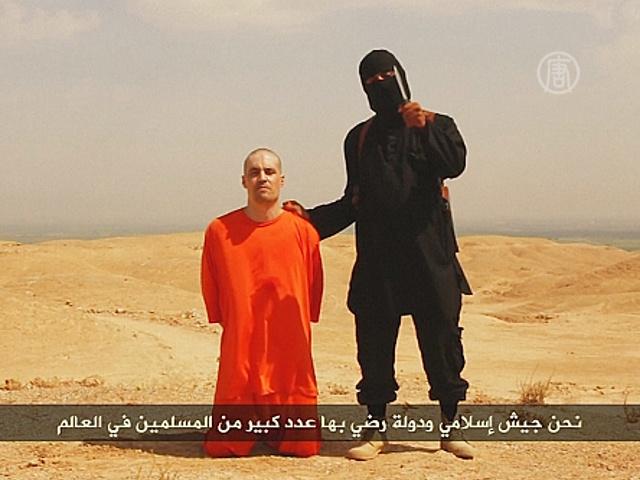 Исламисты ИГИЛ обезглавили журналиста из США