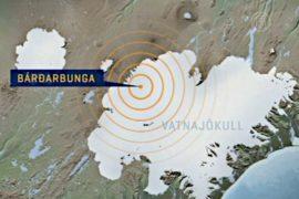 Исландия опасается извержения вулкана Бардабунга