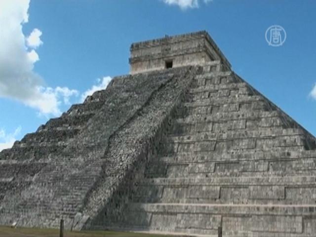 Под храмом древних майя будут искать тайные залы