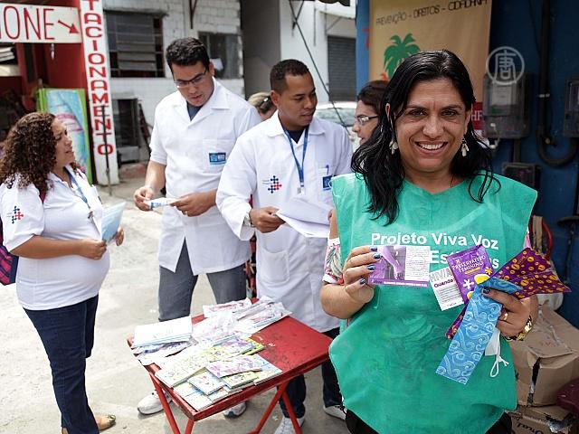 Активистка борется со СПИДом на личном примере