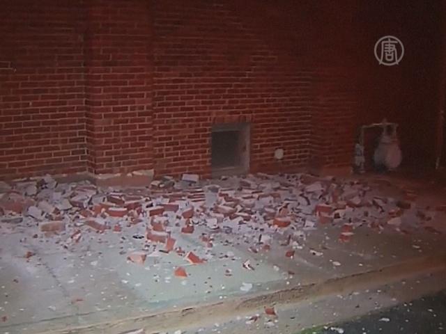 В Калифорнии объявлен режим ЧП после землетрясения