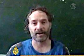 В Сирии из двухлетнего плена освободили журналиста