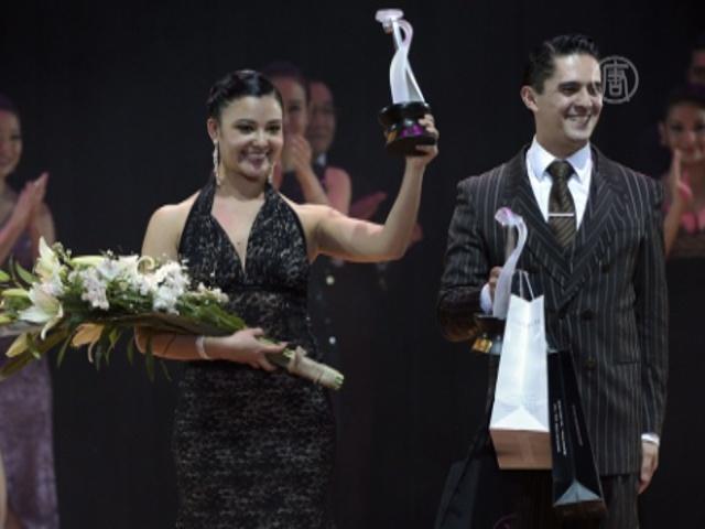 В Аргентине выбрали чемпионов салонного танго