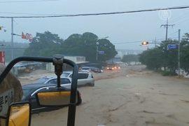 Ливни привели к наводнениям в Южной Корее