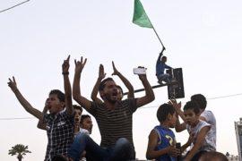 В Израиле и Газе рады перемирию