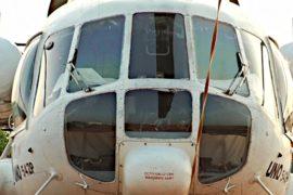Вертолёт с россиянами разбился в Южном Судане