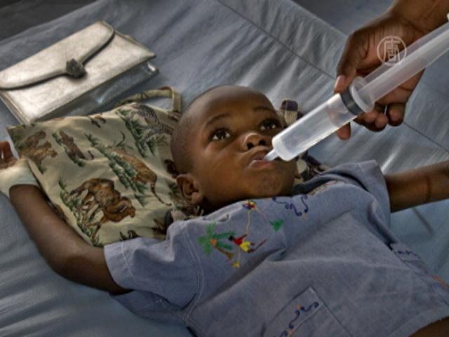 200 000 гаитян вакцинируют от холеры