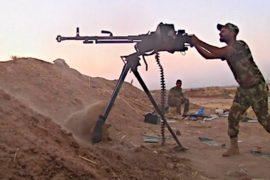 Иракский город Амерли: блокада прорвана