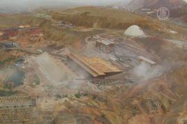 Власти Мексики закрыли крупный медный рудник