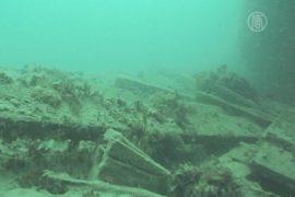 Найден исчезнувший 170 лет назад корабль