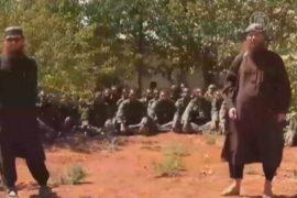 Исламисты показали видео с заложниками с Фиджи