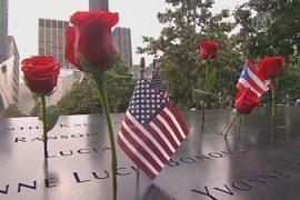 Жертв терактов 9/11 помянули в Нью-Йорке