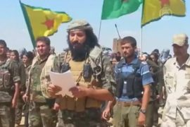 Оппозиция Сирии будет бороться с ИГИЛ