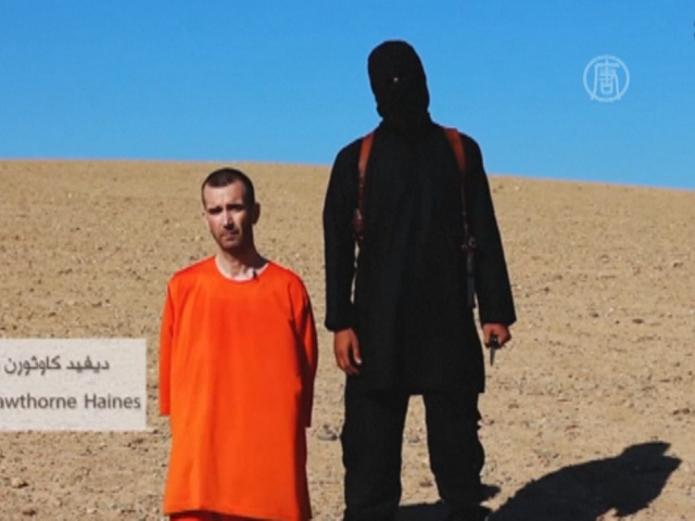 Казненного в Сирии вспоминает его бывший сотрудник