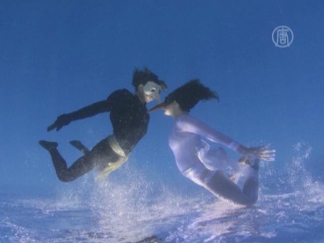 Конкурс на лучшие фото под водой прошёл в Израиле
