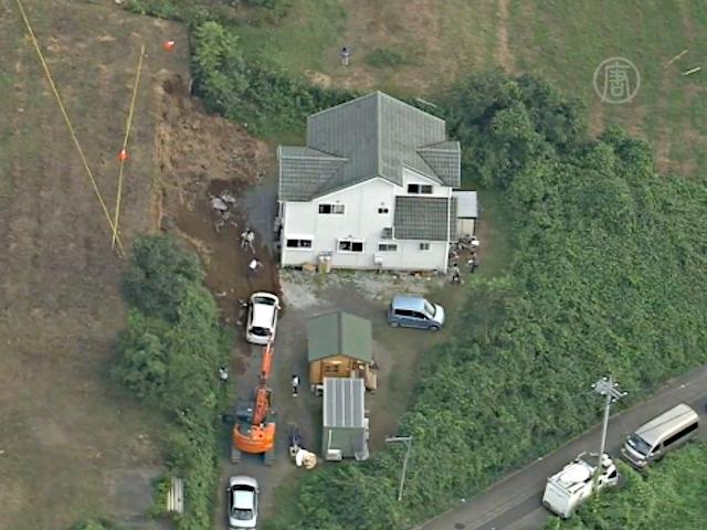 На востоке Японии произошло сильное землетрясение