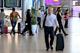 Израильские туристы не испугались угрозы терактов