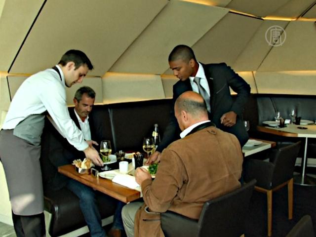 Рестораны во Франции угостят друзей своих клиентов