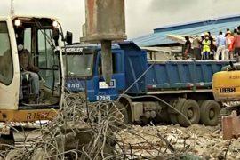 Из-за обрушения церкви в Лагосе погибло 70 человек