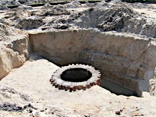Археологи нашли газовые камеры лагеря Собибор
