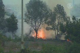 12 человек погибли при взрыве на фабрике в Китае