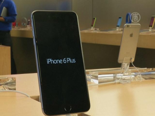 Большие iPhone приносят большую прибыль