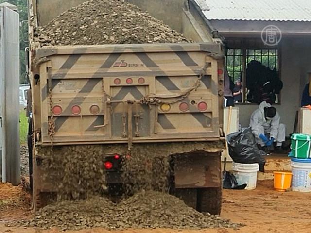 Германия строит изоляторы для больных Эболой