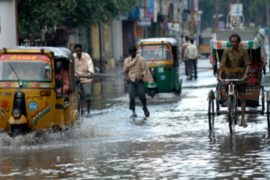 На Индию снова обрушились наводнения и оползни