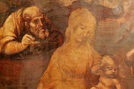 Реставраторы «заглянули» в сознание да Винчи