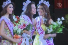 Мьянманки мечтают стать королевой красоты