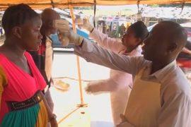 Из-за Эболы Сьерра-Леоне снова вводит карантин