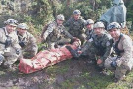 Испанского спелеолога спасли из пещеры в Перу