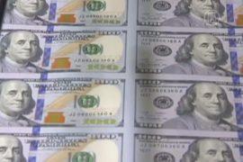 Усиливающийся доллар приносит убытки компаниям в США