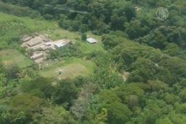 Оползень в Колумбии убил пятерых детей и женщину