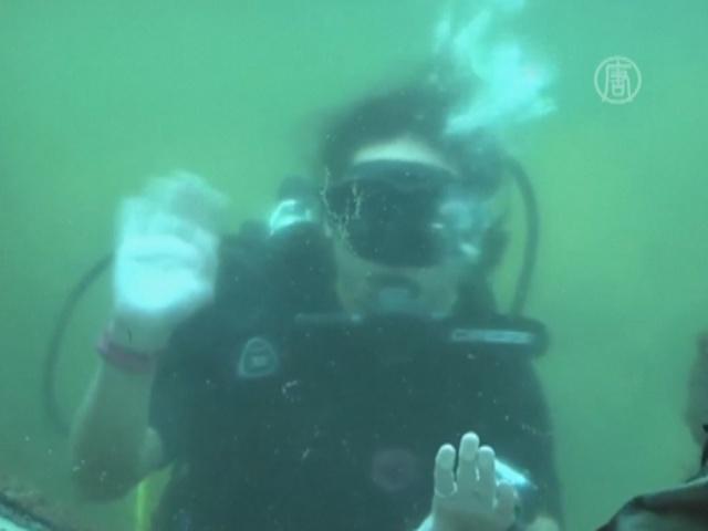 Американские профессора проживут 73 дня под водой