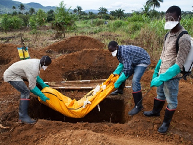 Могильщики в Сьерра-Леоне перестали бастовать