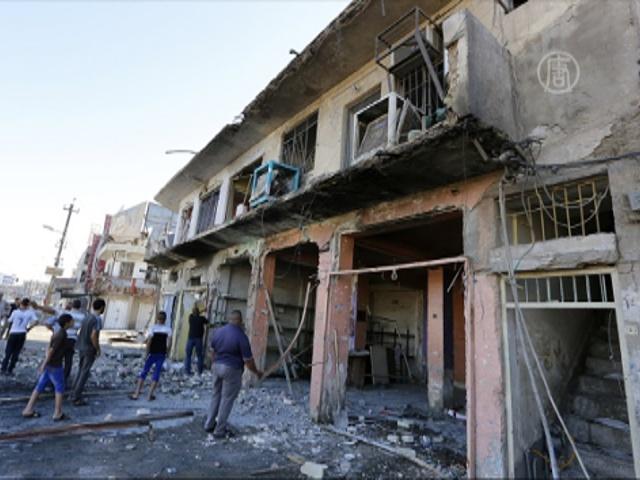 В Багдаде снова взрыв: 19 погибших